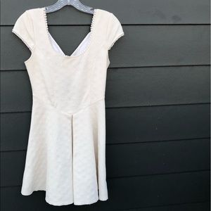 Free People Textured Dress XS